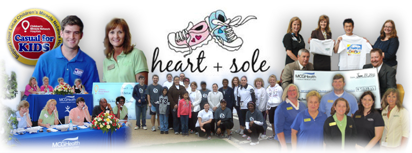 CMC Telethon $ Heart & Sole
